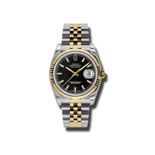 Oyster Perpetual Datejust 116233 bksj
