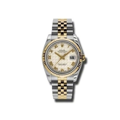 Oyster Perpetual Datejust 36mm Fluted Bezel 116233 iprj