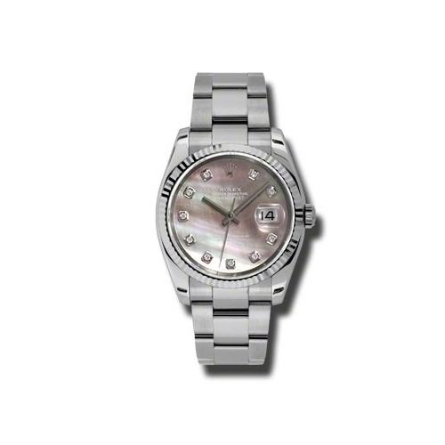 Oyster Perpetual Datejust 116234 dkmdo
