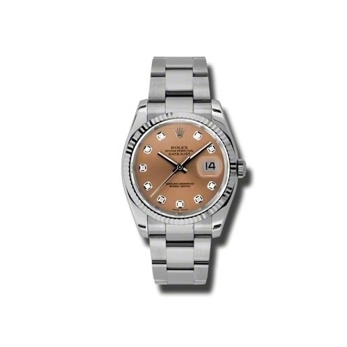 Oyster Perpetual Datejust 36mm Fluted Bezel 116234 pdo