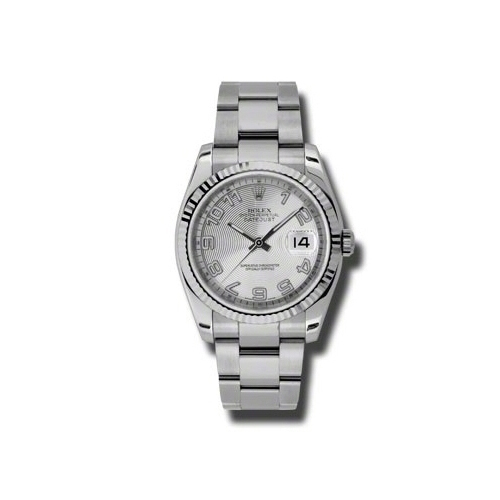 Oyster Perpetual Datejust 116234 scao