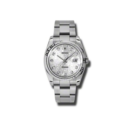 Oyster Perpetual Datejust 116234 sjdo