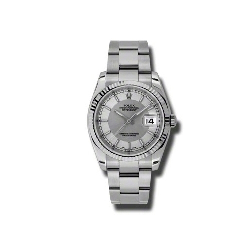 Oyster Perpetual Datejust 116234 stsiso