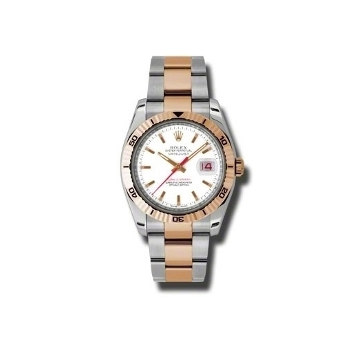 Oyster Perpetual Datejust Turn-O-Graph 36mm 116261 wso