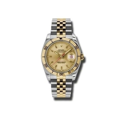 Oyster Perpetual Datejust Turn-O-Graph 36mm 116263 chsj