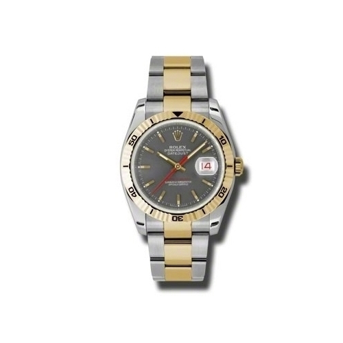 Oyster Perpetual Datejust Turn-O-Graph 36mm 116263 gso
