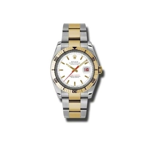 Oyster Perpetual Datejust 116263 wso