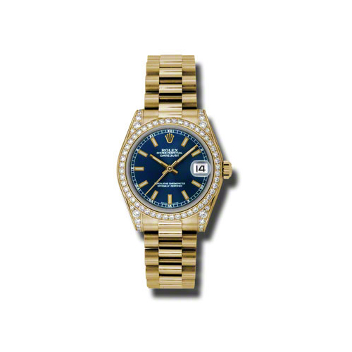 Oyster Perpetual Datejust 178158 blip
