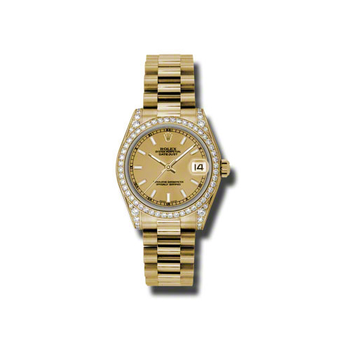 Oyster Perpetual Datejust 178158 chip