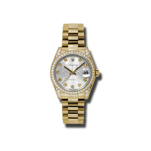 Oyster Perpetual Datejust 178158 sjdp