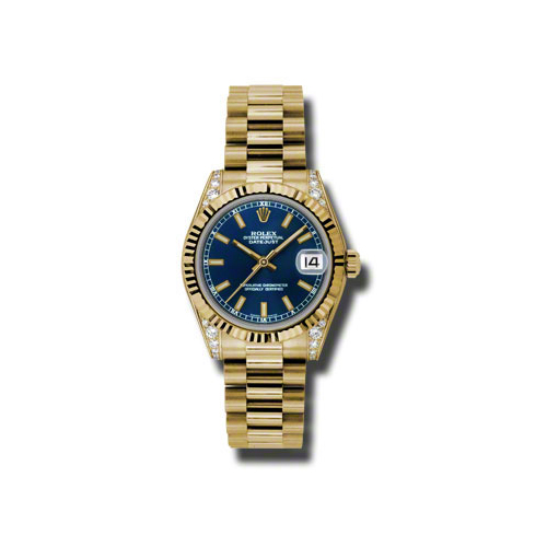 Oyster Perpetual Datejust 178238 blip