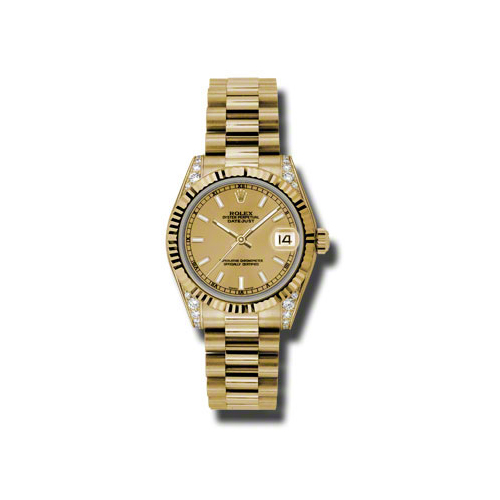Oyster Perpetual Datejust 178238 chip