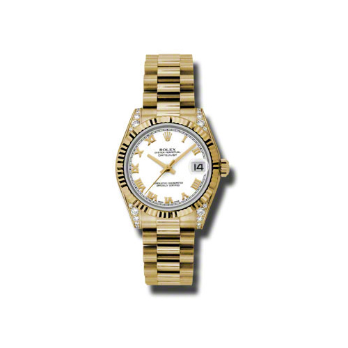 Oyster Perpetual Datejust 178238 wrp