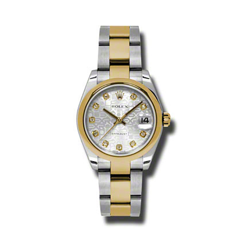 Oyster Perpetual Datejust 31mm Domed Bezel 178243 sjdo