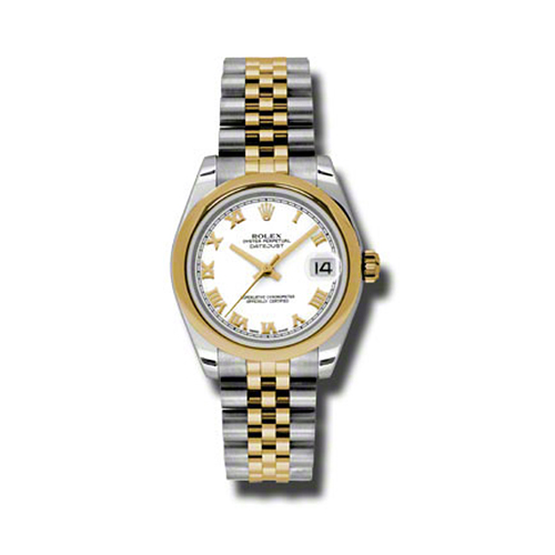 Oyster Perpetual Datejust 31mm Domed Bezel 178243 wrj