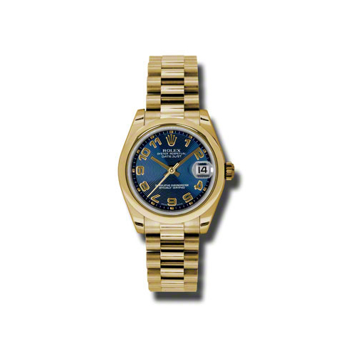 Oyster Perpetual Datejust 178248 blcap