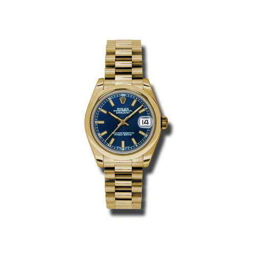 Oyster Perpetual Datejust 178248 blip