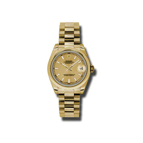 Oyster Perpetual Datejust 178248 chip