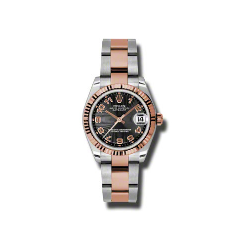 Oyster Perpetual Datejust 178271 bkcao