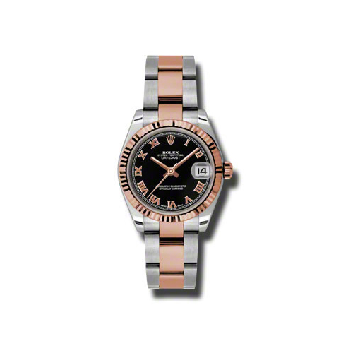 Oyster Perpetual Datejust 178271 bkro