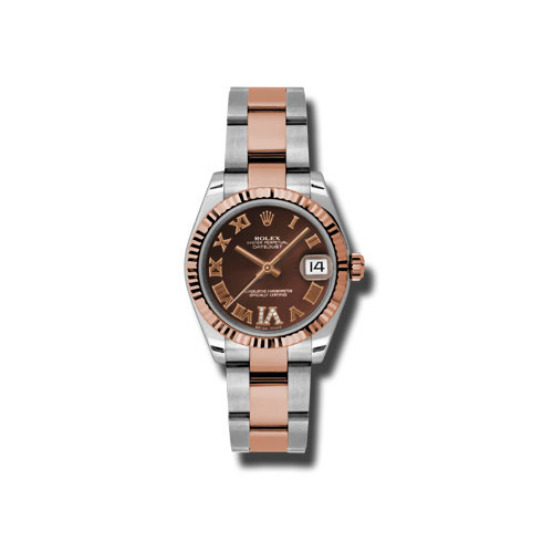 Oyster Perpetual Datejust 178271 chodro
