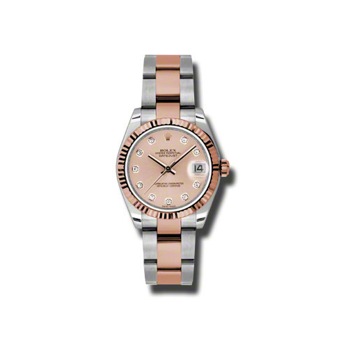 Oyster Perpetual Datejust 178271 pchdo