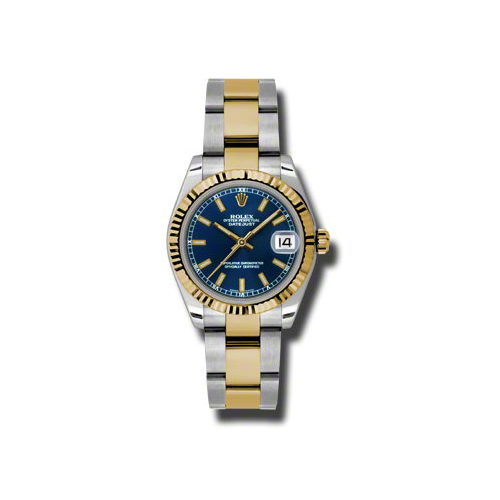 Oyster Perpetual Datejust 178273 blio