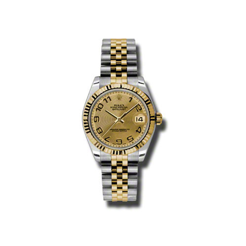Oyster Perpetual Datejust 178273 chcaj