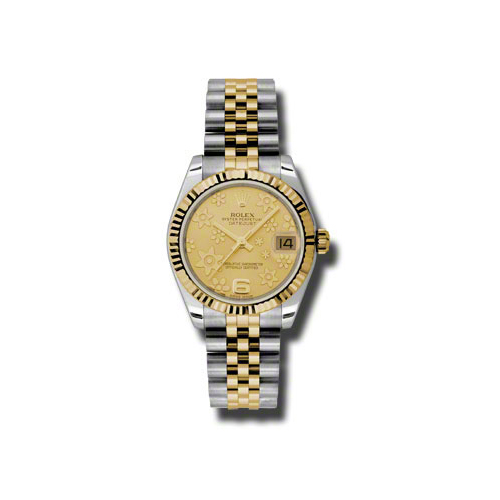 Oyster Perpetual Datejust 178273 chfj