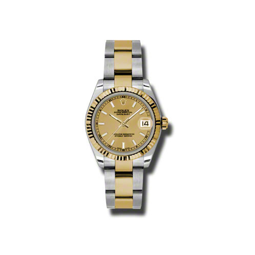 Oyster Perpetual Datejust 178273 chio