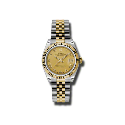 Oyster Perpetual Datejust 178273 chrj
