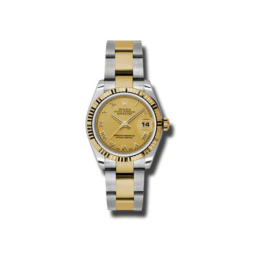 Oyster Perpetual Datejust 178273 chro