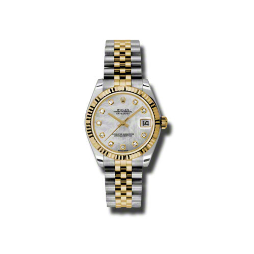 Oyster Perpetual Datejust 178273 mdj