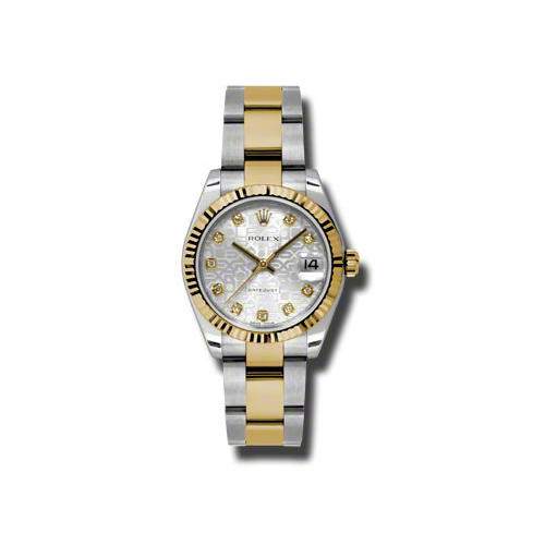 Oyster Perpetual Datejust 178273 sjdo