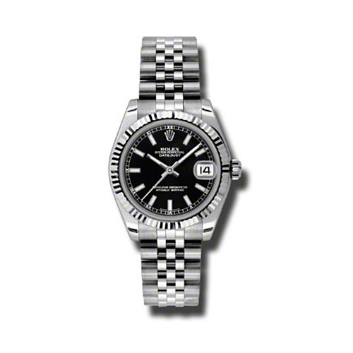 Oyster Perpetual Datejust 178274 bksj