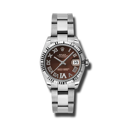 Oyster Perpetual Datejust 178274 brdro
