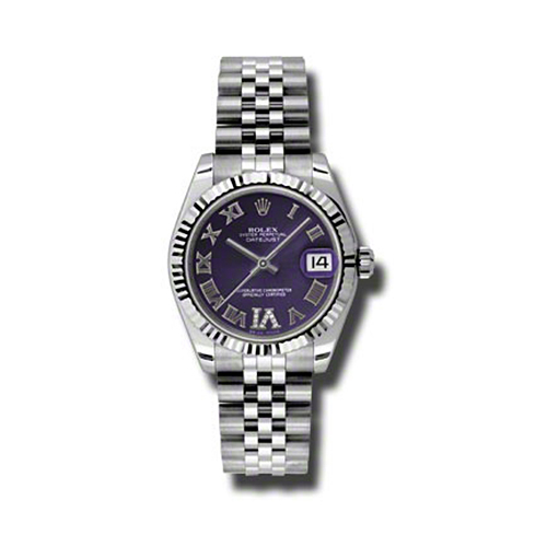 Oyster Perpetual Datejust 178274 pdrj