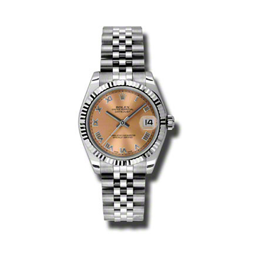 Oyster Perpetual Datejust 31mm Fluted Bezel 178274 prj