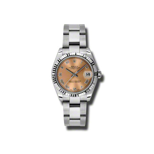 Oyster Perpetual Datejust 31mm Fluted Bezel 178274 pro