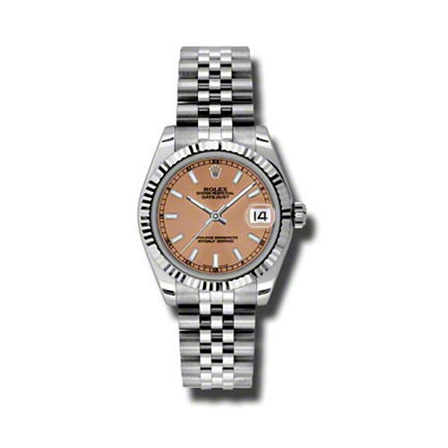 Oyster Perpetual Datejust 31mm Fluted Bezel 178274 psj