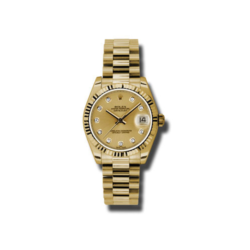 Oyster Perpetual Datejust 178278 chdp