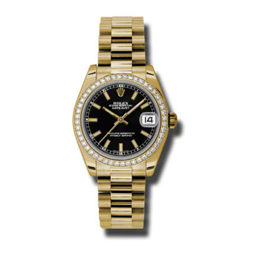 Oyster Perpetual Datejust 178288 bkip