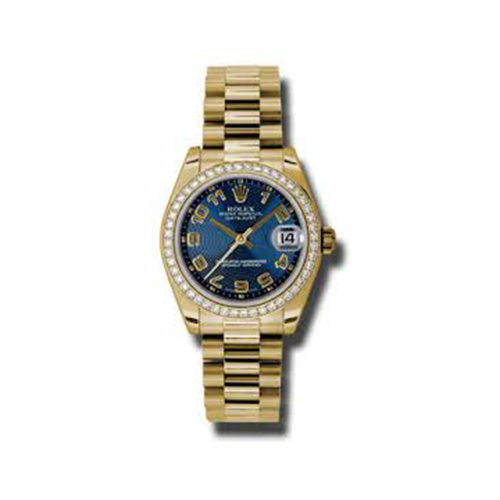 Oyster Perpetual Datejust 178288 blcap