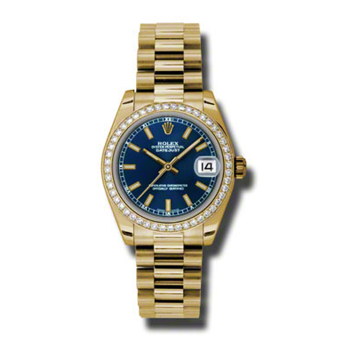 Oyster Perpetual Datejust 178288 blip