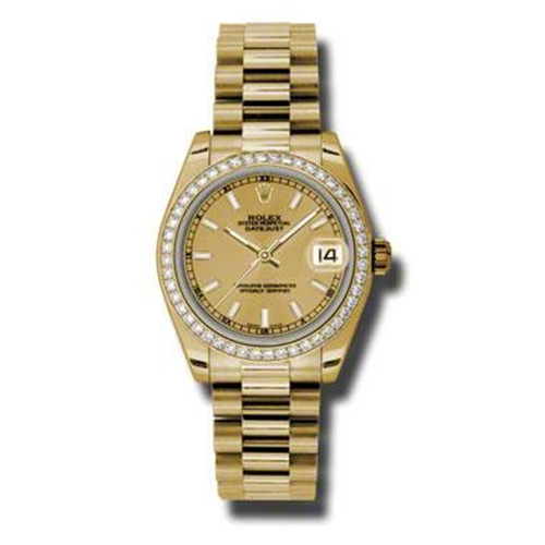 Oyster Perpetual Datejust 178288 chip