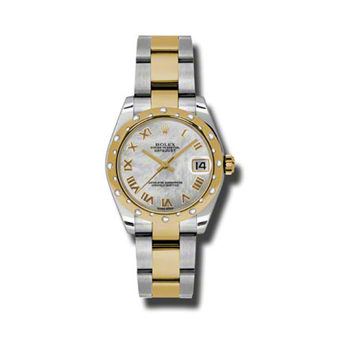 Oyster Perpetual Datejust 178343 mro