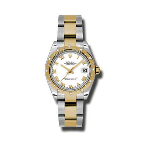 Oyster Perpetual Datejust 31mm Diamond Domed Bezel 178343 wro