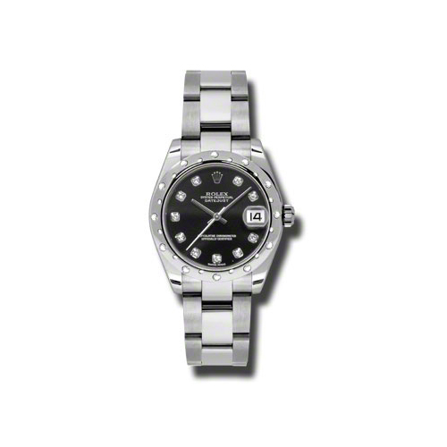 Oyster Perpetual Datejust 178344 bkdo