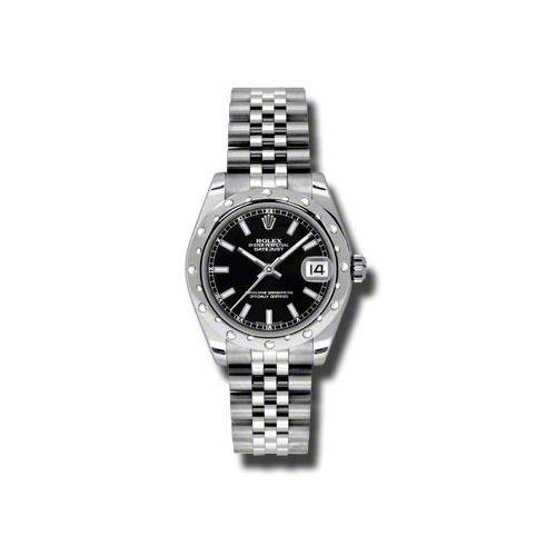 Oyster Perpetual Datejust 178344 bkij