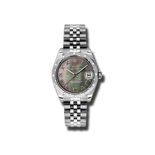 Oyster Perpetual Datejust 178344 dkmrj